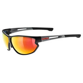 UVEX sportstyle 810 Brille black mat carbon